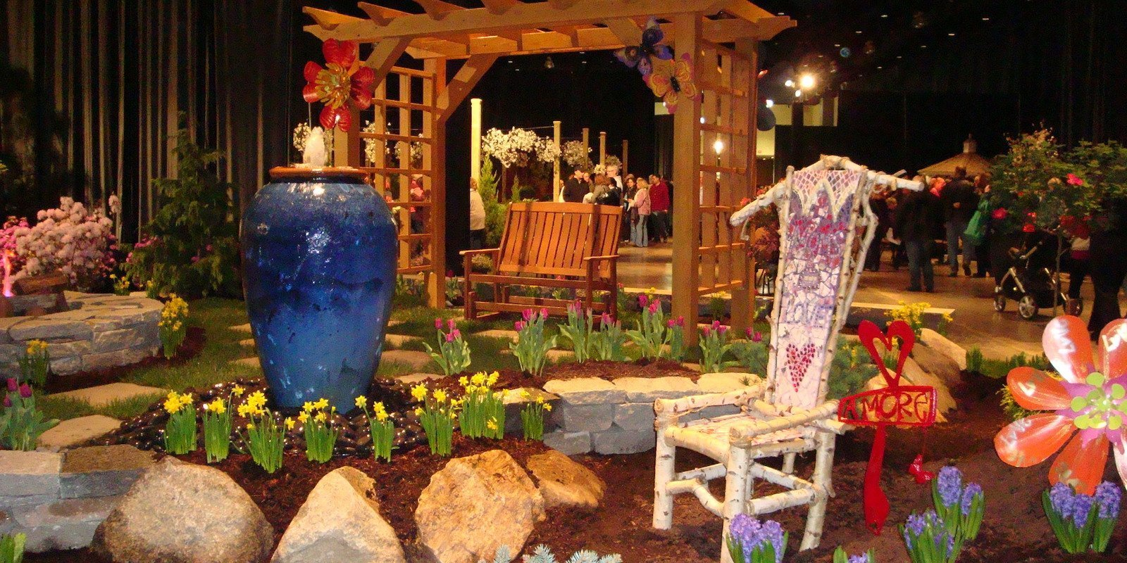 Columbus Home And Garden Show 2020.Connecticut Flower Garden Show 2020 Marshallmedias